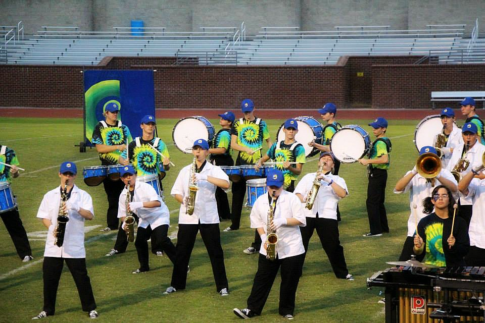 Southeast Bulloch High Marching Band