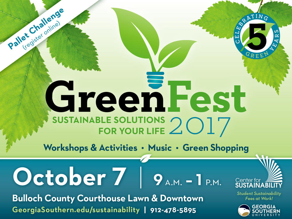 GreenFest graphic