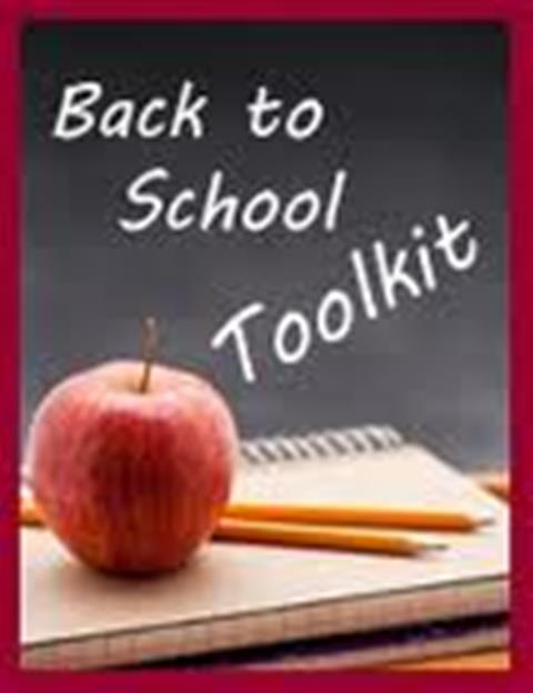 Back to School Toolkit Logo