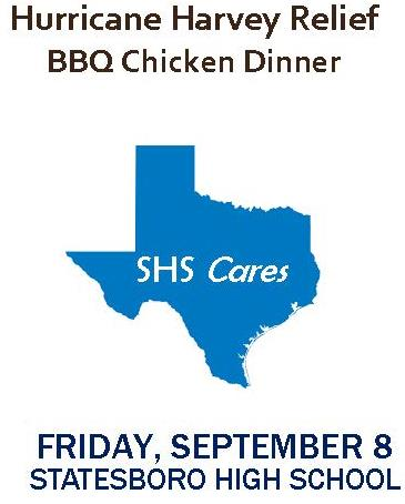 SHS BBQ Fundraiser Graphic