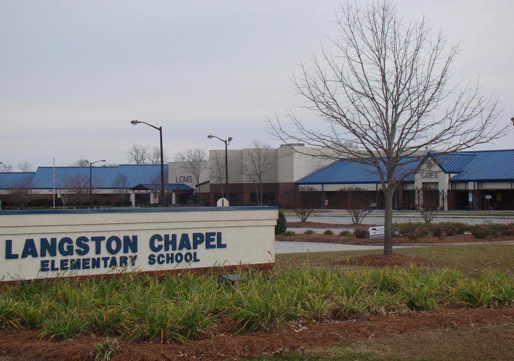Picture of Langston Chapel Elementary