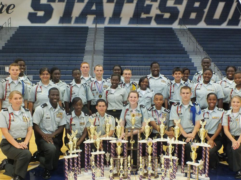 2012 State Drill Team Champions